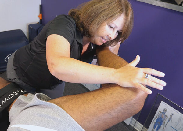 Physical Therapy - Fascial Stretch-therapy