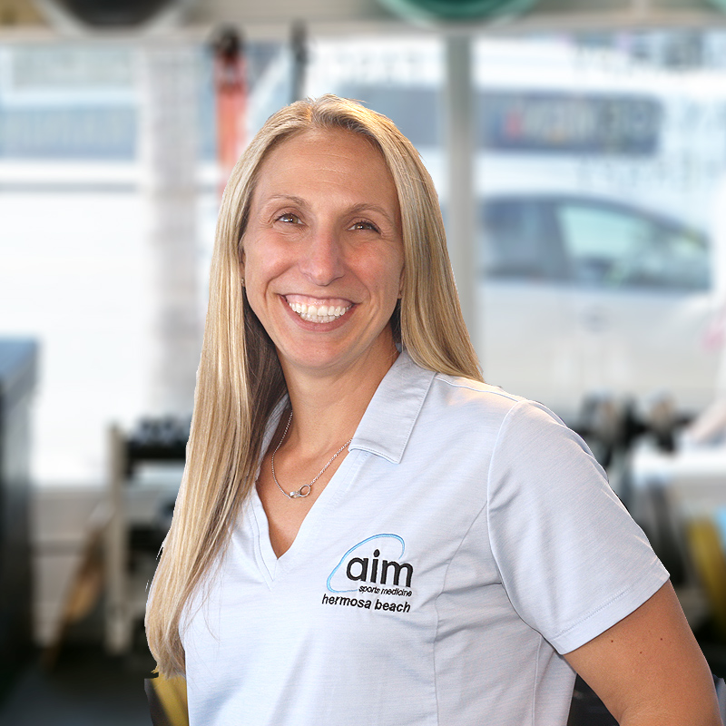 Amy Mourad Physical Therapist