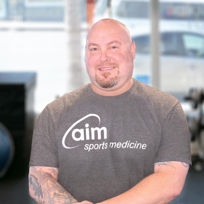 Jay Wade - Certified Massage Therapist