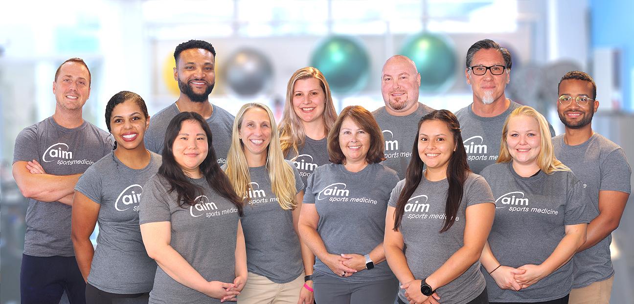 aim-sports-medicine-team-2021